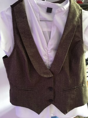 Tailcoat taupe-beige