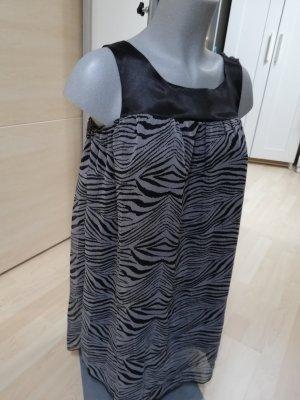 Mymo Cocktail Dress black-grey