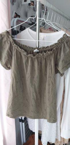 Pimkie Koszulka typu batik khaki