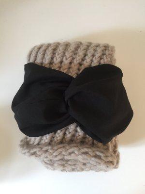 Schönes Haarband mit Knotendetail schwarz von & other stories NEU