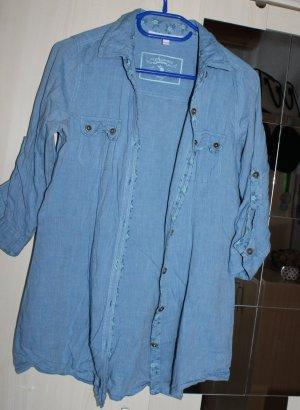 Schönes hellblaues Hemd von Tally Weijl Gr. M (38/40)