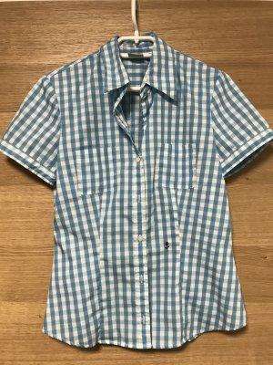 Seidensticker Blusa de manga corta multicolor Algodón
