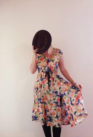 Schönes Hippie Vintage Kleid