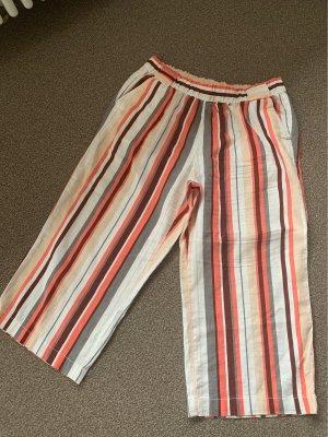 Spodnie Capri Wielokolorowy