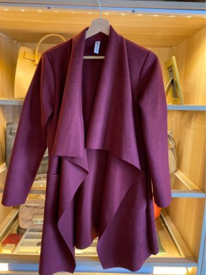 new collection Long Jacket multicolored