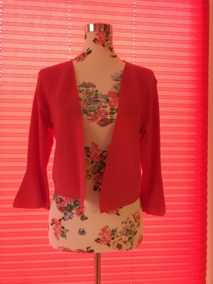 Liberty Bolero bright red viscose