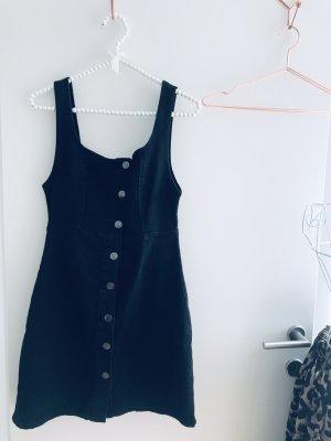 0039 Italy Vestido vaquero negro