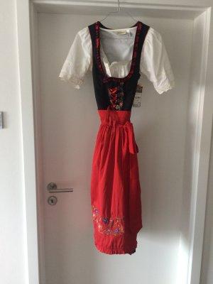 Landhaus by C&A Dress dark red-black