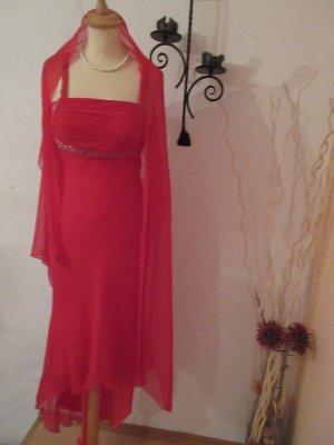 Unique  rosso Tessuto misto