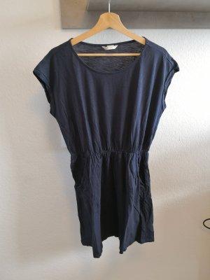 Schönes Kleid blau marineblau S 36 Damen Sommer Frühling
