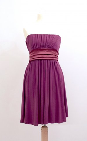 Empire Dress violet
