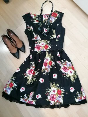 Schönes Kleid mit Blumenprint Sinéquanone