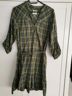 H&M L.O.G.G. Robe chemise multicolore