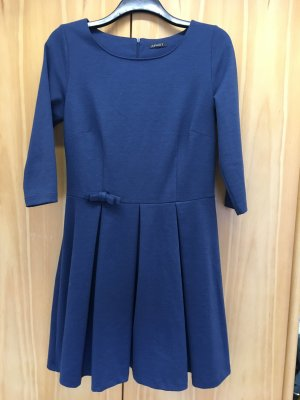 Apart A Line Dress dark blue