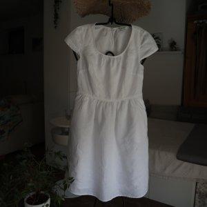 Boden A-lijn jurk wit