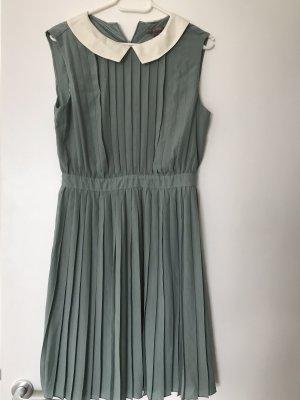 Mint&berry Summer Dress mint-natural white