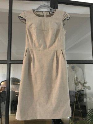 More & More Ołówkowa sukienka szaro-brązowy