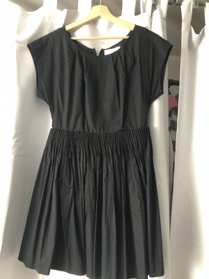 3.1 Phillip Lim Vestido a media pierna negro
