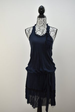 Chilli & Pepper Pinafore dress dark blue-black