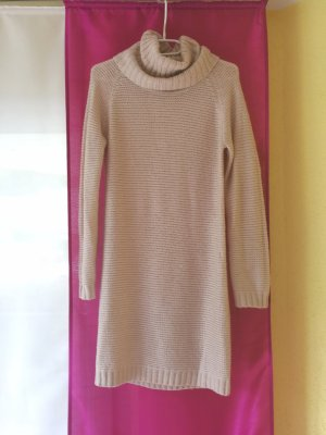 Kiomi Knitted Dress natural white-oatmeal