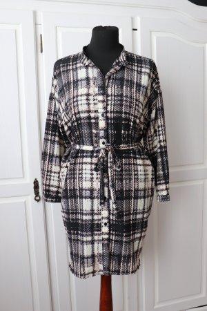 Schönes leichtes kariertes Kleid von Topshop Größe 38 zum Binden