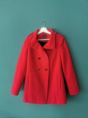 Atmosphere Robe manteau rouge