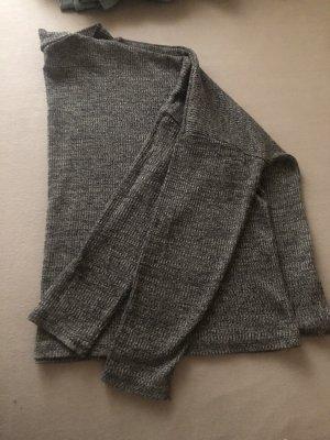 H&M Top batik gris foncé