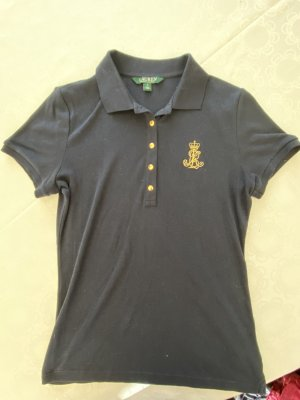 Schönes Polo Ralph Lauren Shirt Dunkelblau