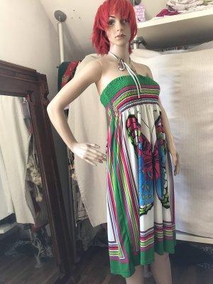 Schönes Retro Kleid Schulter frei