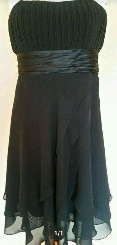 ❤ Schönes schwarzes Abendkleid / Abikleid ❤