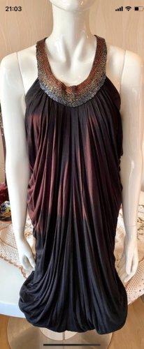 Oasis Robe à bretelles multicolore