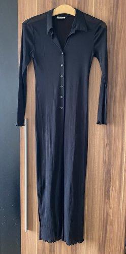 Schönes schwarzes Kleid Gr 40 Clockhoust