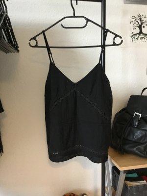 Schönes schwarzes top von Abercrombie & Fitch S