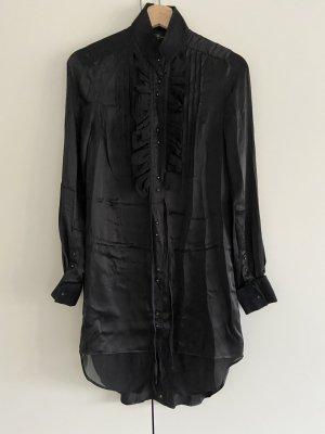 Schönes Seidenkleid oder Jacke mit Details - All Saints