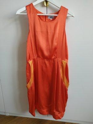 Asos Robe ballon orange