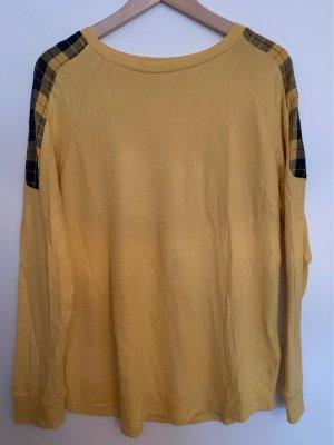 Schönes Senfgelbes Langarmshirt von Esprit in Größe XL