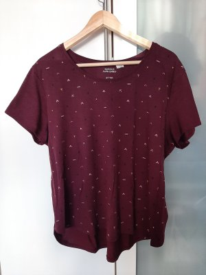 Decathlon T-Shirt purple