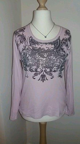 Schönes Shirt mit tollen Details in Größe 38/40