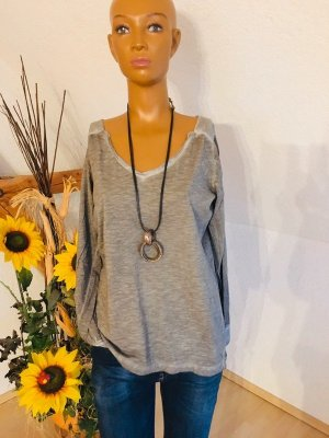 Schönes Shirt von Esprit im modischen used look Gr L
