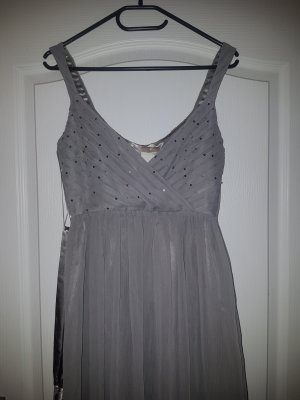 schönes silbernes Kleid 36! Neu!!!