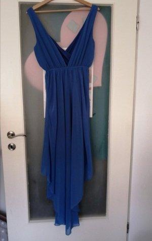 Dry Lake Sukienka plażowa niebieski-chabrowy