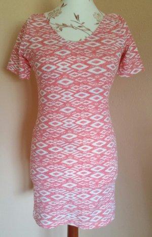 Schönes Sommer Shirtkleid / Strandkleid Gr. L *Sale*