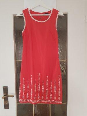C&A Sukienka na ramiączkach jasnoczerwony