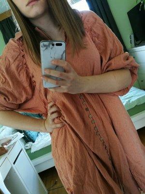 Schönes Sommerkleid im Rosaton // UNGETRAGEN