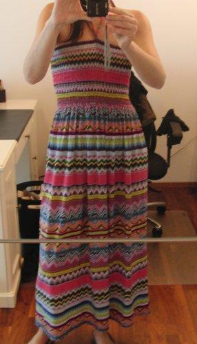 Maxi Dress multicolored