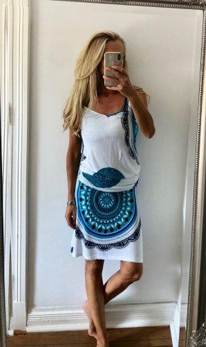 schönes Sommerkleid von BEACHTIME * Gr. 36 * Viskose