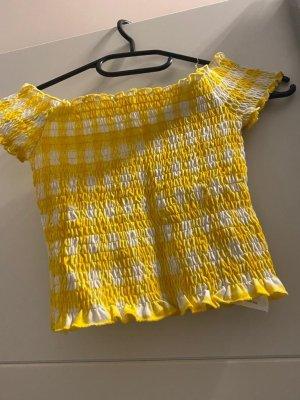 FB Sister Gehaakt shirt sleutelbloem