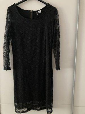 H&M Robe stretch noir