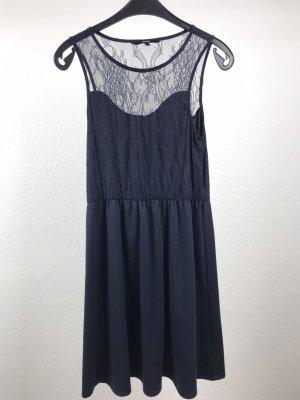 Vero Moda Vestido playero azul oscuro