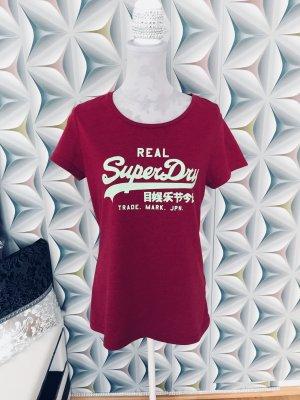 Schönes >> SuperDry << T-Shirt Gr. 38